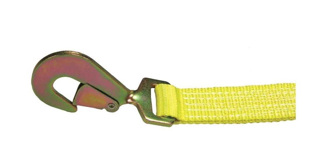 6.0 Width 10.0 Length Liftall 60508.0 Ratchet Assembly SSH-TWST 2 x 30 5000 Load Hugger Poly Tiedown