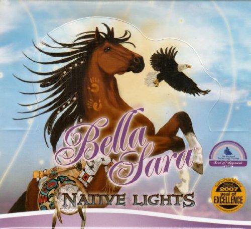 Bella Sara Trading Card Game [TCG]: Native Lights Booster Box