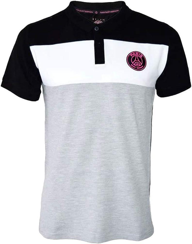 PSG Paris Saint-Germain - Polo - para Hombre: Amazon.es: Ropa y ...