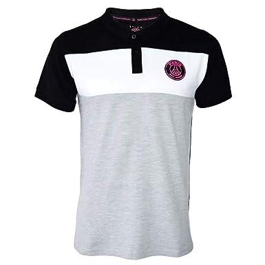e4fbc52626ae9 Amazon.com: PSG - Official Paris Saint-Germain Men's Polo Shirt ...