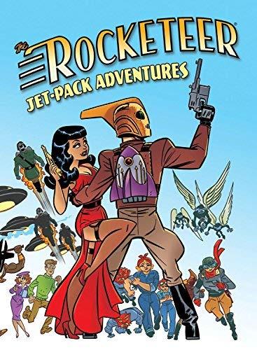 Rocketeer: Jet-Pack Adventures Author: J. Bone published on September, 2014: Amazon.es: Libros