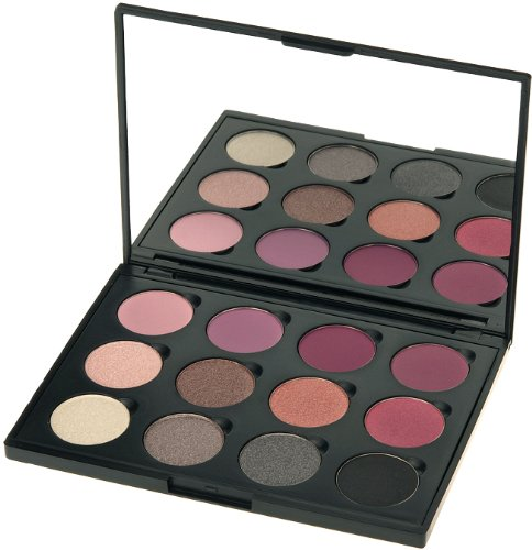 Coastal Scents Think Pink Interchangeable Eye Shadow Palette (PL-HP-03)