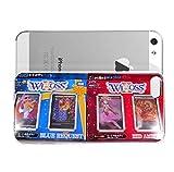 Meniang Jone iPhone 5s Cover Case Selector Infected 4FGw5 Wixoss Wixoss Toomanycardgames Shueisha Manga iPhone 5 Case