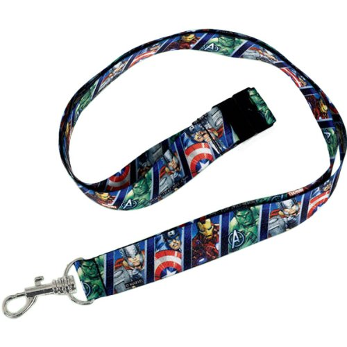 Lanyard Gift - The Avengers Lanyard, Party Favor