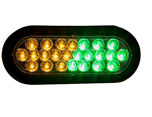 Buyers Products SL66AC Oval Strobe Light
