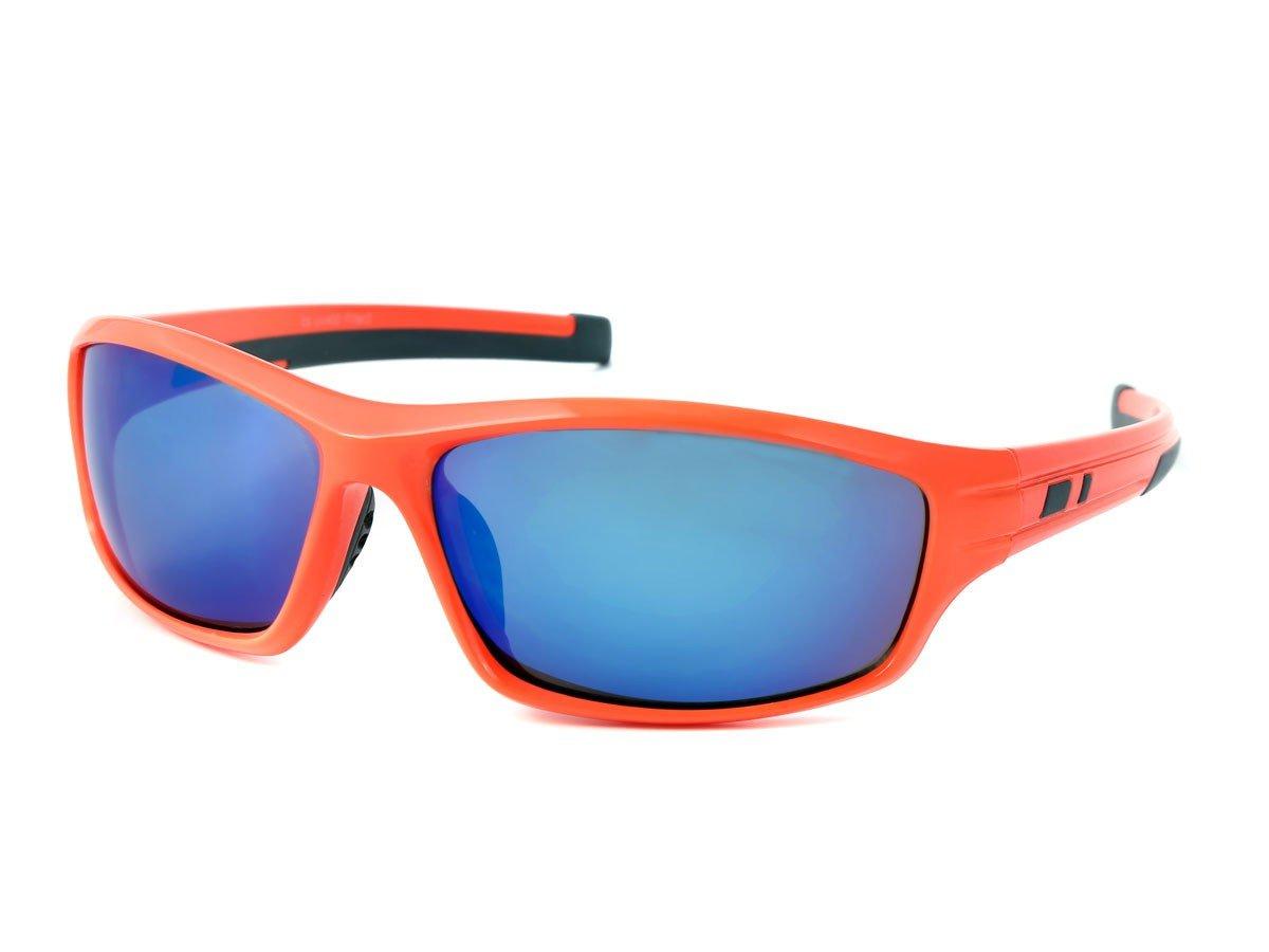 LOOX Pilotenbrille Sonnenbrille Vintage Herren Damen Retro Modell Venezia 117 von ALSINO, Variante wählen:LOOX-117 gelb