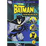 The Batman - Season 1, Vol. 2 - The Man Who Would Be Bat (DC Comics Kids Collection) by CW Television Network