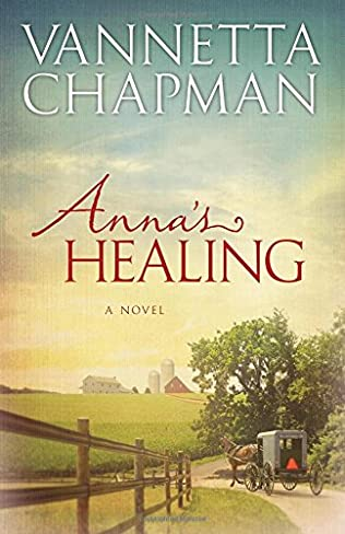 book cover of Anna\'s Healing