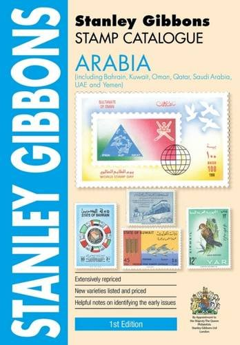 Arabia Catalogue Including Bahrain, Kuwait, Oman, Qatar, Saudia Arabia, UAE & Yemen