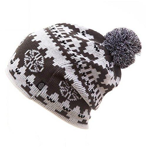 - Gome-z NEW Winter Ski Hat Warm Woolen Caps For Men Hats Female Beanies Skullies Quality Gorros Hombre Snowboard Cap gorros de lana 03