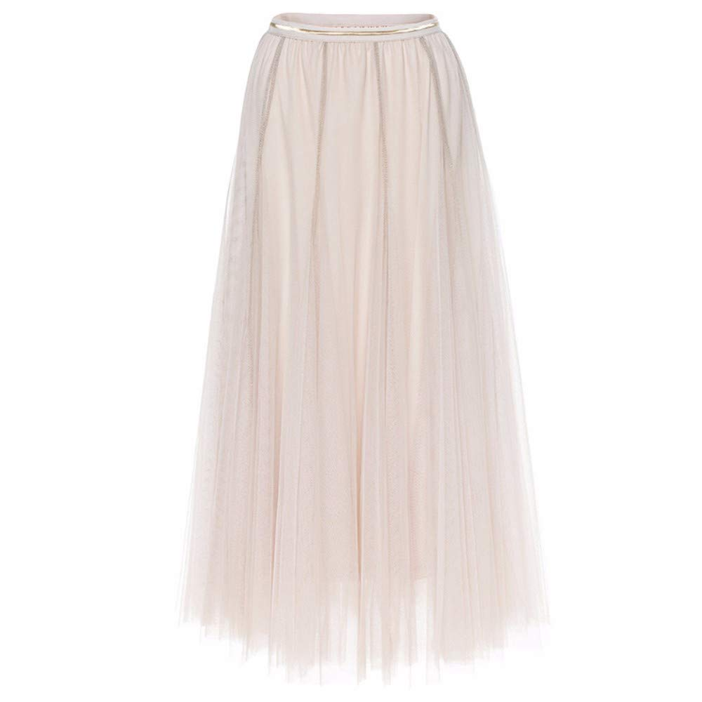 Beige ZPSPZ skirt HalfLength Skirt