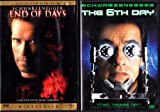 End of Days/ The 6th Day 2 DVD Pack Arnold Schwarzenegger