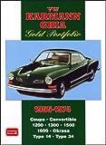 VW Karmann GHIA, 1955-1974, R. M. Clarke, 1855207184