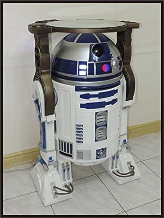 Amazon.com : R2-D2 Fiberglass Life Size Server Statue Star Wars ...
