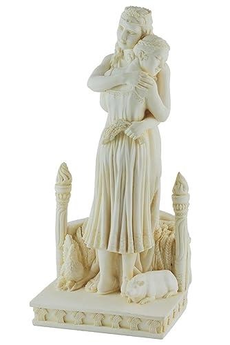 Sacred Source Demeter Hugging Persephone Statue