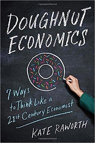 Doughnut Economics: Seven Ways to Think Like a 21st-Century Economist:  Raworth, Kate: 9781603586740: Amazon.com: Books