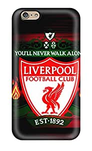 Awesome Design Liverpool Fc Logo Hard Case Cover For Iphone 6