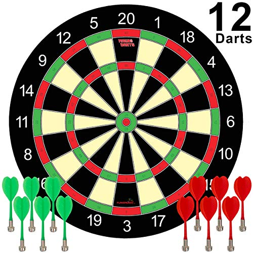 Magnetic Dart Board Game