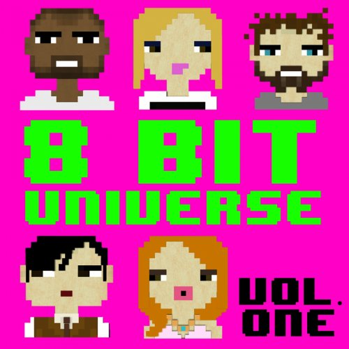 8-Bit Universe, Vol. 1