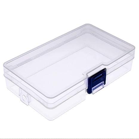 Amazon.com: zeroyoyo Cajas de almacenaje de plástico ...