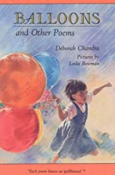 Balloons: and Other Poems by Deborah Chandra (1993-09-01)
