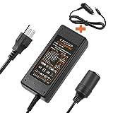 AC to DC Converter 8A 96W 100-240V to 12V AC/DC Car Cigarette Lighter Socket Power Adapter