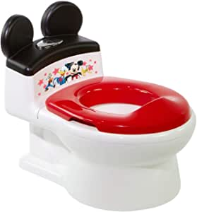 The First Years Disney Mickey Mouse Imaginaction Potty Training & Transition Potty Seat
