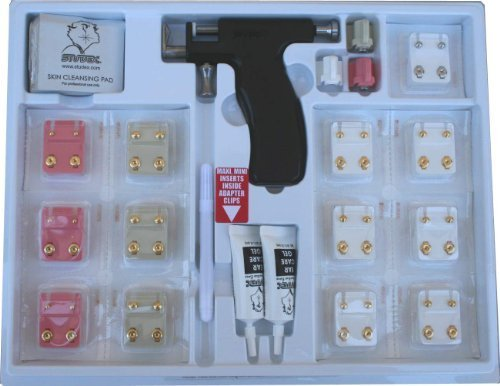 Universal Ear Piercing Kit by Ear Piercing Kit