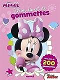 Disney Minnie - Mon livret de gommettes