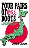 Four Pairs of Boots: A 3,200 Kilometre Hike The Length of Japan