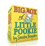 Big Box of Little Pookie: Little Pookie; What's Wrong, Little Pookie?; Night-Night, Little Pookie; Happy Birthday, Little Pookie; Let's Dance, Little Pookie; Spooky Pookie