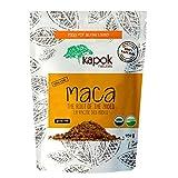 Kapok Naturals Organic Maca Root Powder for Men and Women, 454g