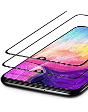 ESR Protector de Pantalla para Samsung Galaxy A50 [2 Unidades] 2.5D Cristal Templado Screen Protector [Cobertura Pantalla Completa] Compatible con Samsung A50 (2019)