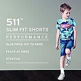 Levi's Boys' 511 Slim Fit Lightweight Stretch Shorts