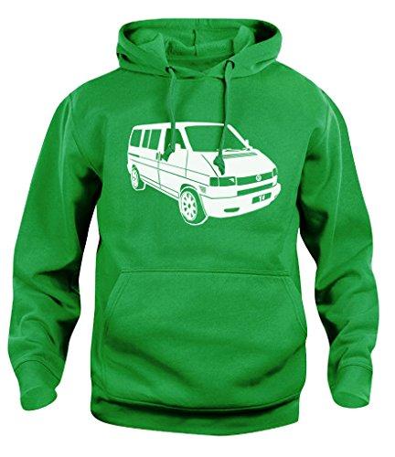 Sweat Capuche À Homme Reverb Clothing Green shirt 4qO77S