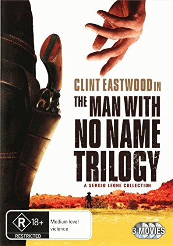 Clint Eastwood - The Man with No Name Trilogy - [NON-USA Format / PAL / Region 4 Import - Australia]