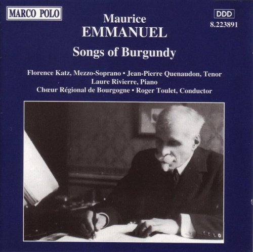 Songs of Burgundy: Mai grand meire, qui n'evoit qu'eun'dent