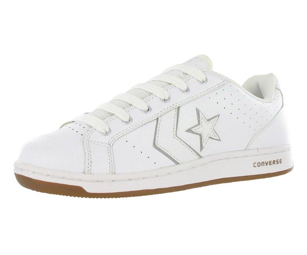 Converse Karve Ox White/silver Skate Shoes Sz 8.5 M