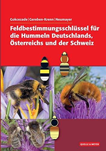 Feldbestimmungsschlüssel für die Hummeln Deutschlands, Österreichs und der Schweiz