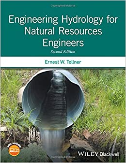 Book Engineering Hydrology for Natural Resources Engineers