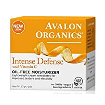 Vitamin C Renewal Rejuvenating Oil Free Moisturiser (Organic ) (2oz) 57g by Avalon