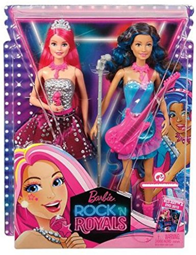 Barbie® in Rock 'N Royals Courtney Doll - 7