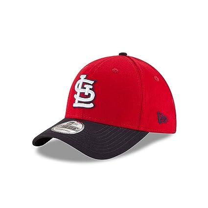 Amazon.com   New Era St. Louis Cardinals Clean Hit 39THIRTY Flex Fit ... bd6e1e43e11d