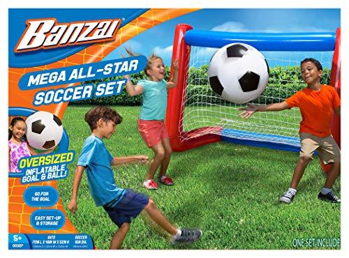 - Mega All-Star Soccer Set