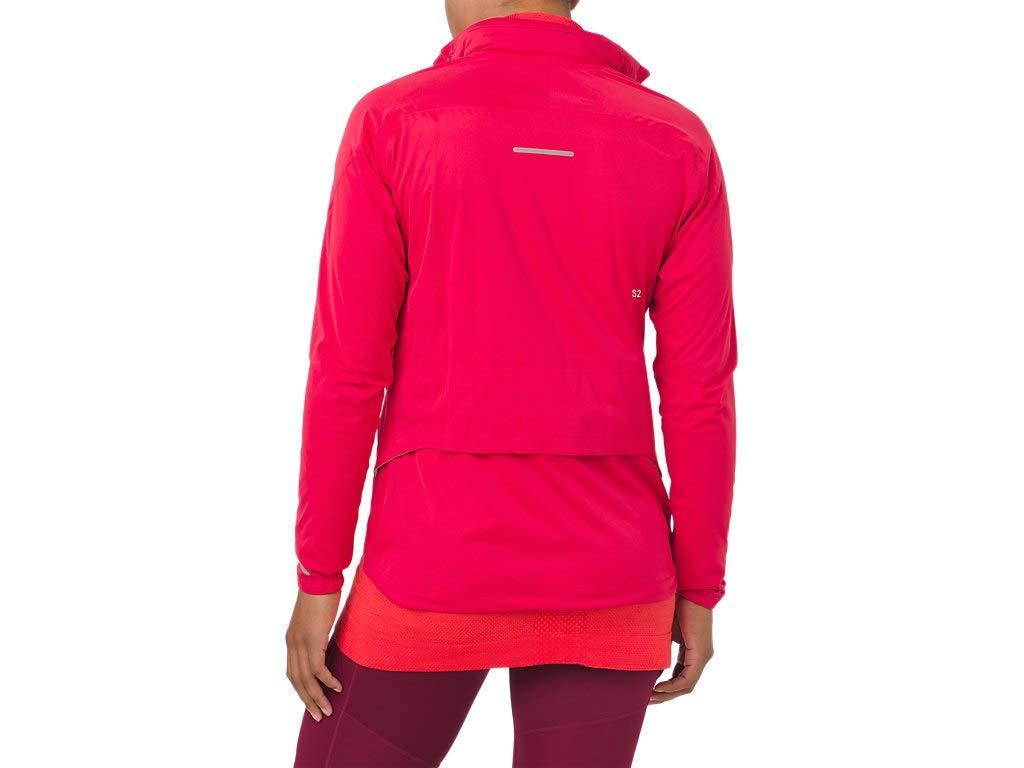 ASICS 2012A018 Women's System Jacket, Samba, Large by ASICS (Image #2)