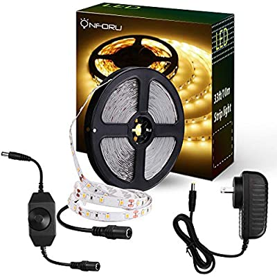 onforu-33ft-dimmable-led-strip-lights