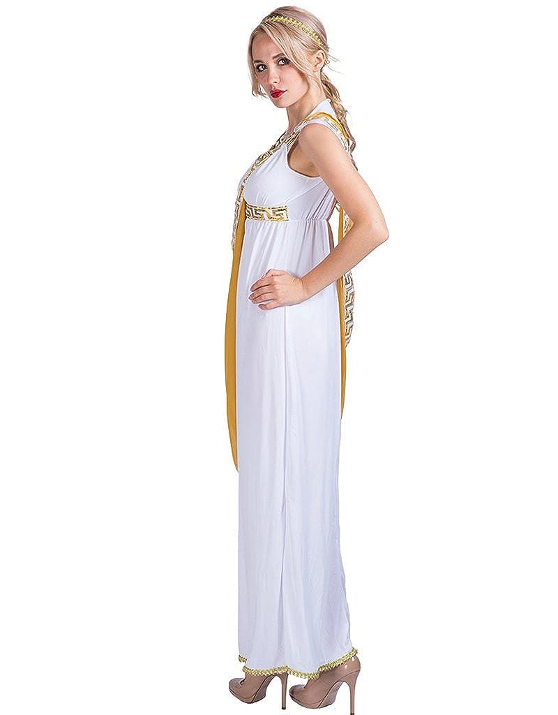 Woman AntiqueGrece Eraspooky Noble Roman Disfraz Rome Disfraz IYf6gbv7ym