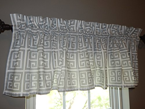 Crabtree Collection Patterned Window Valance