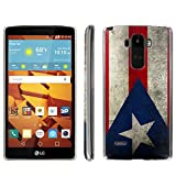 [ArmorXtreme] Phone Case for LG G Stylo LS770 / LG G4 Note Stylus / LG G Stylo H631 / MS631 [Clear] [Ultra Slim Cover Case] - [Puerto Rico Flag] -  ArmorXtreme for LG G Stylo H631