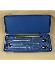 WellieSTR Proof Distillation Vinometer Gadgets Tester Hydrometer Alcohol Meter Checker Kits
